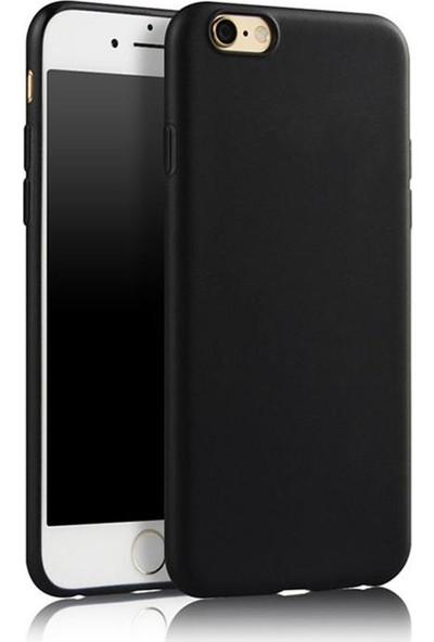 Markacase iPhone 7 Siyah Yumuşak Silikon Tpu Kılıf