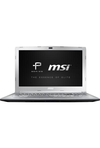 """MSI PE62 7RD-1232TR Intel Core i7 7700HQ 8GB 1TB + 128GB SSD GTX1050 Windows 10 Home 15.6"""" FHD Taşınabilir Bilgisayar"""
