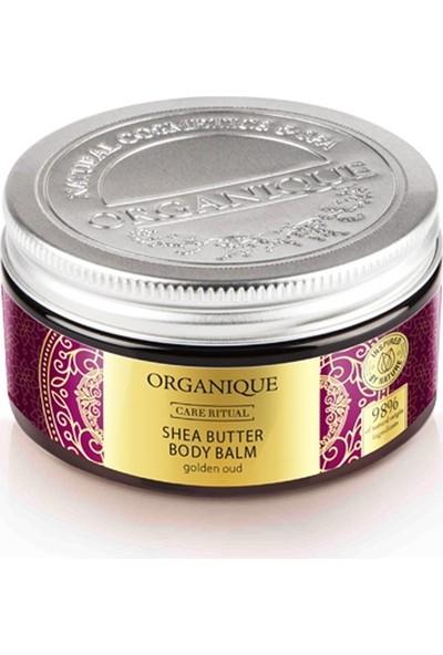 Organique Shea Butter Balm Golden Oud - 100 Ml - Gold Line