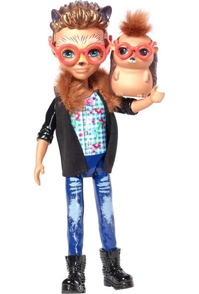 Mattel Enchantimals Bebek Karakter Bebekler Miniş Hayvan Erkek Oyuncak