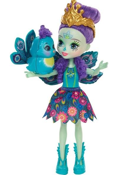 Mattel Enchantimals Bebek Karakter Bebekler Miniş Hayvan Oyuncak Baykuş