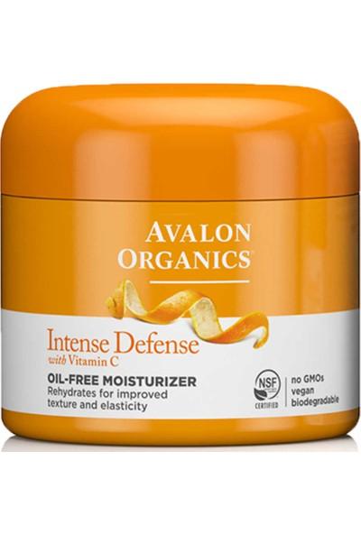 Avalon Organics Intense Defense Yağsız Nemlendirici 57GR