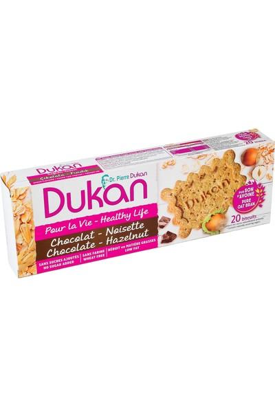 Dukan Damla Çikolata Fındıklı Bisküvi 140 Gr
