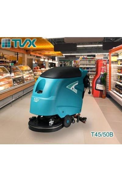 Tvx 45/50 B Akülü Zemin Temizleme Makinesi