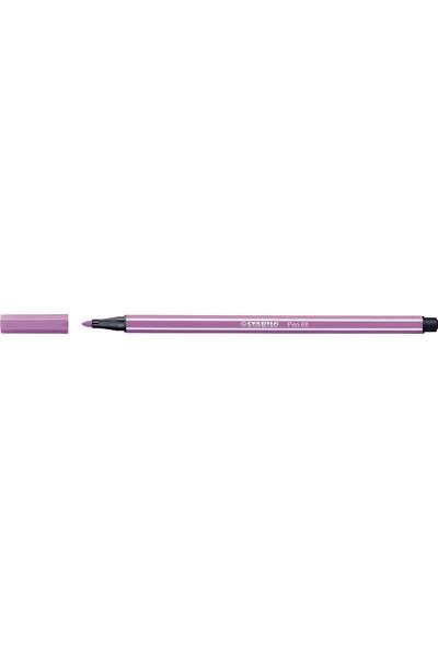 Stabilo Pen Keçeli Kalem 68 - Açık Lila