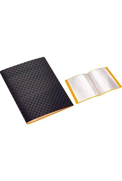 Umix Black Sunum Dosyası 20'Li Sa-Si Pp
