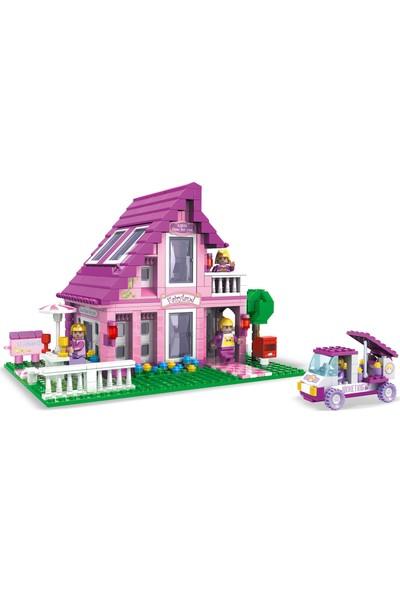 Bricks 576 Parça Peri Seti