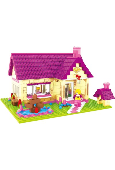Bricks 457 Parça Peri Seti