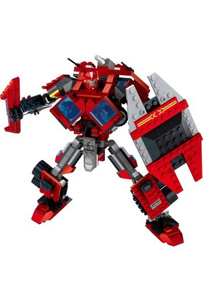 Bricks 429 Parça Robot İtfaiye