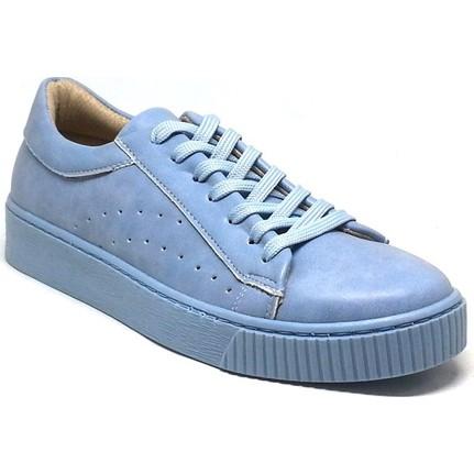 Shop And Shoes 013-7010 Beyaz Kadın Ayakkabı