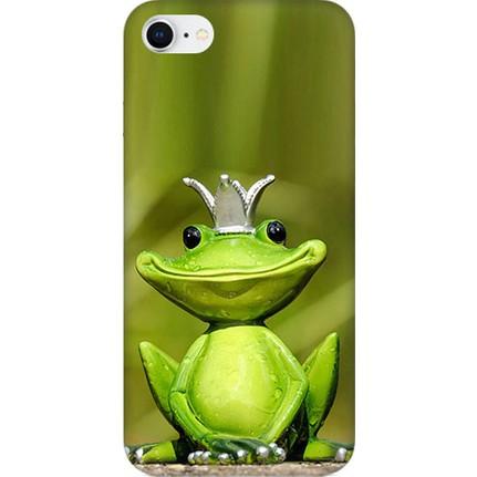 Teknomeg Apple Iphone 8 Kurbağa Prens Desenli Silikon Kılıf Fiyatı