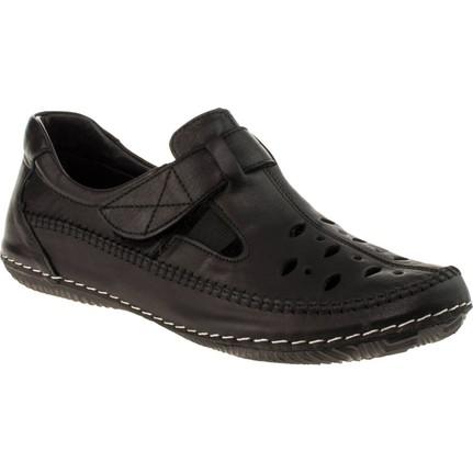 Stella 18023 Siyah Kadın Günlük Ayakkabı