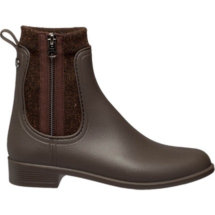 İgor W10171-122 Kahverengi Kadın Yağmur Çizmesi