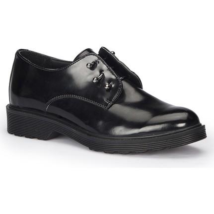 Polaris 72.310335.z Siyah Kadın Ayakkabı