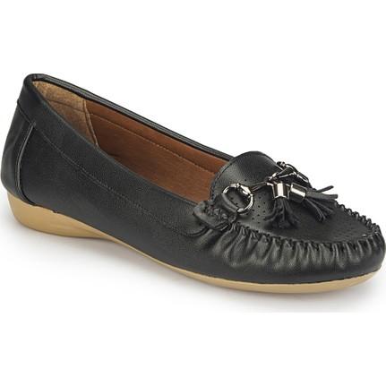Polaris 81.158436.Z Siyah Kadın Ayakkabı