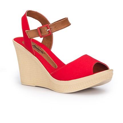 Polaris 71.309980.Z Kırmızı Kadın Ayakkabı