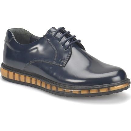 JJ-Stiller 41345-1 Lacivert Erkek Ayakkabı