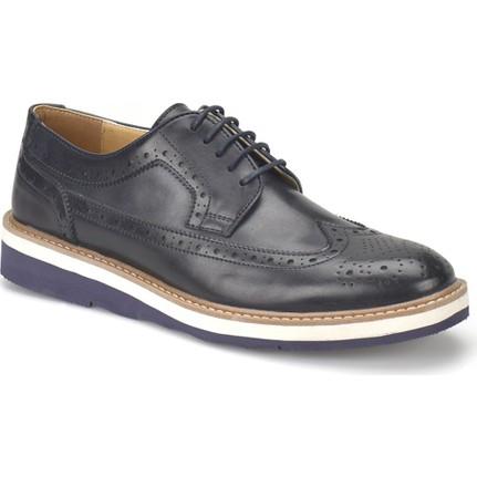 JJ-Stiller 785 Lacivert Erkek Ayakkabı