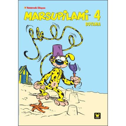 Marsupilami Boyama Kitabı 4 Fiyatı Taksit Seçenekleri