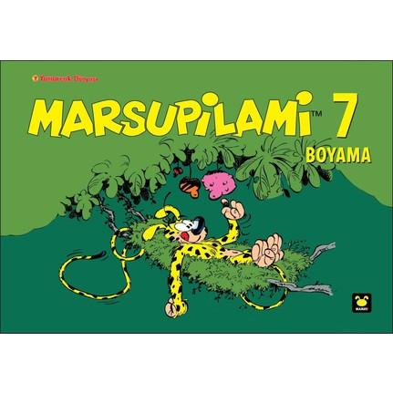 Marsupilami Boyama Kitabı 7 Fiyatı Taksit Seçenekleri