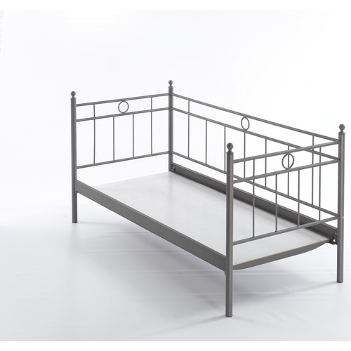 Unimet alpas sofa 90x200 mindersiz beyaz fiyat for Sofa 90x200