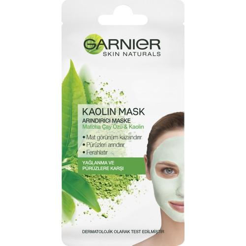 Garnier Skın Naturals Arındırıcı Matcha Çay Maske 8 Ml
