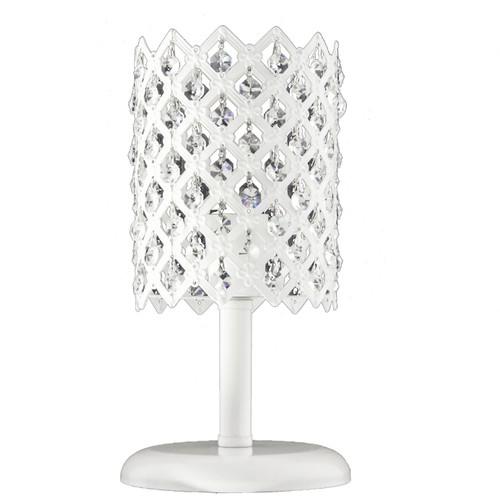 Trendylight Alem Beyaz Renkli Masa Lambası