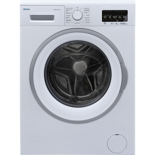 Regal Prestij 8101 TY A+++ 8 kg 1000 Devir Çamaşır makinesi