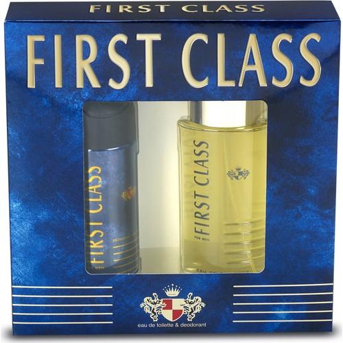 First Class Edt 100 Ml Erkek Parfümü + 150 Ml Deodorant Set