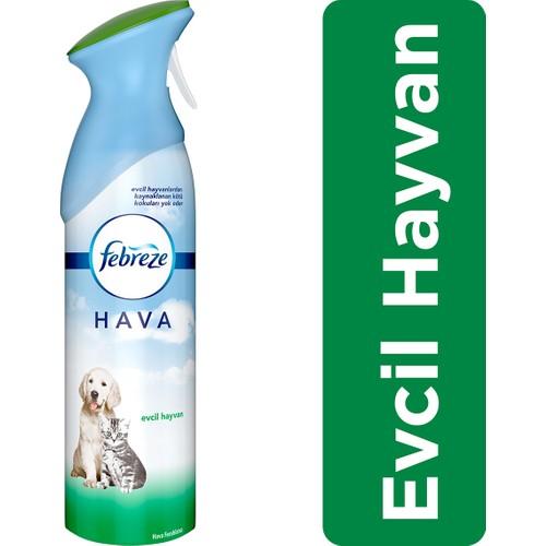 Febreze Hava Ferahlatıcı Sprey Oda Kokusu Evcil Hayvan 300 ml