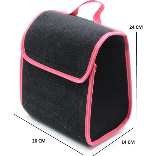 ModaCar ExclusivE Mini Halı BAGAJ ÇANTASI 104072