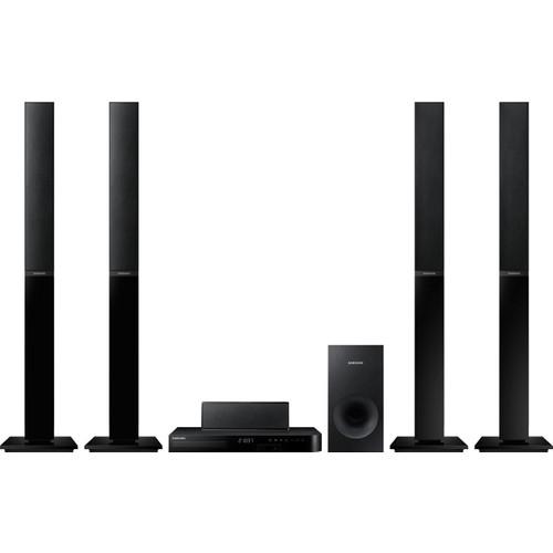 Samsung HT-J4550 500 Watt 3D Blu-Ray Bluetooth 5.1 Ev Sinema Sistemi