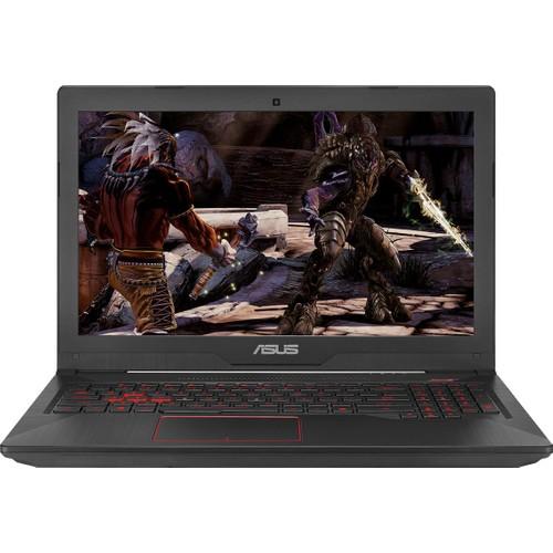"Asus FX503VD-DM077 Intel Core i5 7300HQ 8GB 256GB SSD GTX1050 Freedos 15.6"" FHD Taşınabilir Bilgisayar"