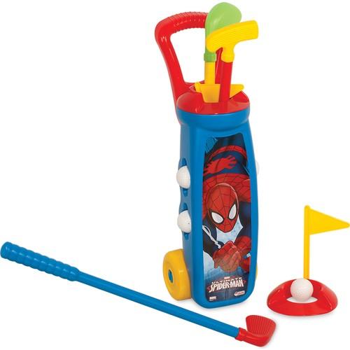 Spiderman Golf Arabası (Yeni)