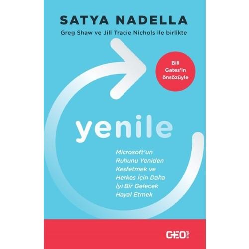 Yenile Bill Gates'in Önsözüyle - Satya Nadella