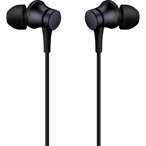 Xiaomi Piston Basic Edition Mikrofonlu Kulakiçi Kulaklık Siyah