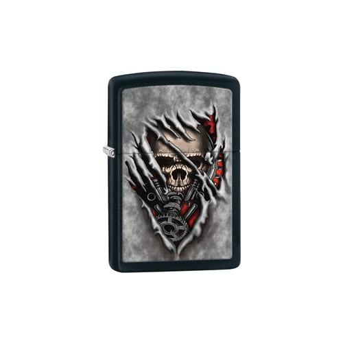 Zippo 218 Skull Gears Çakmak