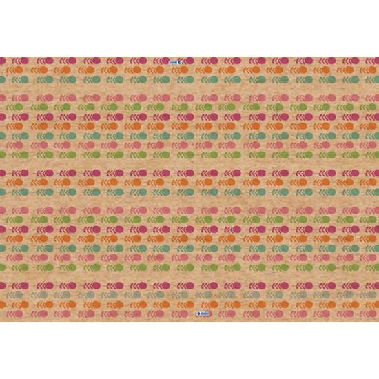 Keskin.Color 70*100 Tekli Rulo Kraft Ambalaj Kağıdı