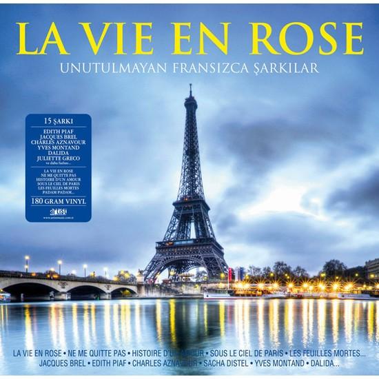 Various Artists - La Vie En Rose PLAK