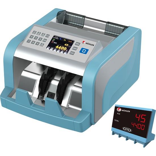 Mühlen Master Otomatik Karışık Para Sayma Makinesi