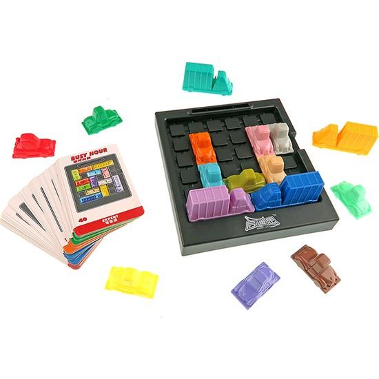 Hi-Q Toys Busy Hour Traffic Jam (Trafik Sıkışıklığı) - Zeka Oyunu