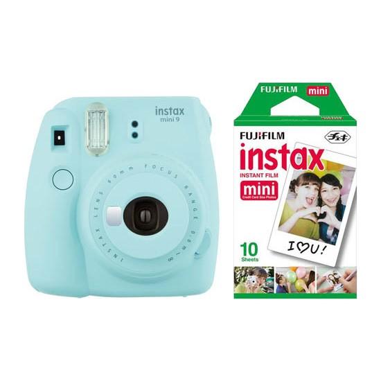 İnstax mini 9 Makine+10'lu Film+Askı
