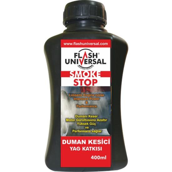 Flash Universal Duman Kesici Yağ Katkısı - 400 Ml