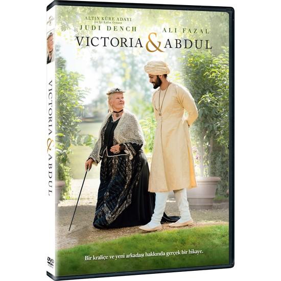 Victoria Ve Abdul Dvd