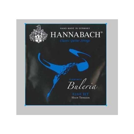 Hannabach Tel Flamenko Gitar (Alt 3'lü Set) (8268Ht)