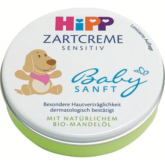 Hipp Babysanft Hassas Nemlendirici Krem 20 gr