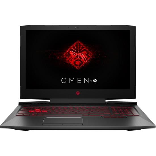 """HP Omen 15-CE007NT Intel Core i5 7300HQ 8GB 1TB + 128GB SSD GTX1050 Freedos 15.6"""" FHD Taşınabilir Bilgisayar 2CJ35EA"""