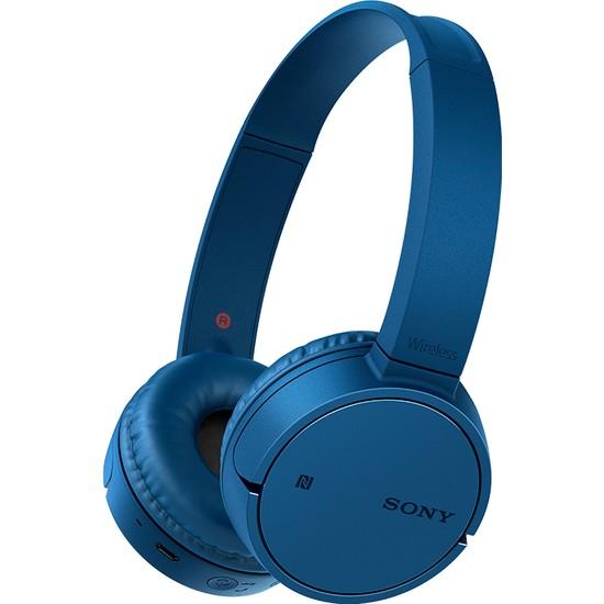 Sony WH-CH500L Kulaküstü Wireless Kulaklık Mavi