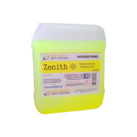 Zenith 5 Kg Sinek Böcek Reçine Temizleme İlacı