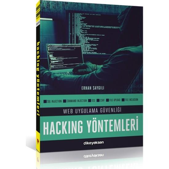 Web Uygulamalar Güvenliği Ve Hacking Yöntemleri
